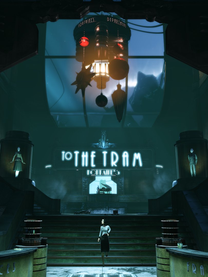 Burial at Sea: It… is… accomplished! - Изображение 6