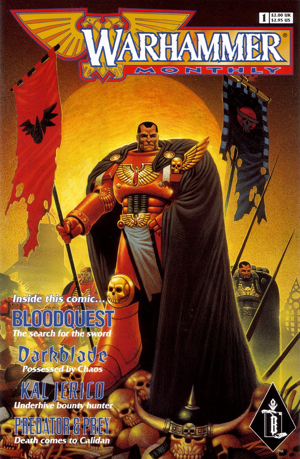 Самые крутые комиксы по Warhammer 40.000. - Изображение 10