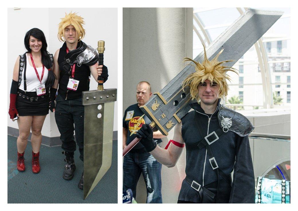 Косплей Comic-Con - Изображение 6