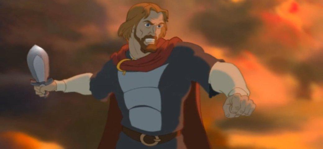 «Викинг» здорового человека— мультфильм «Князь Владимир» - Изображение 1