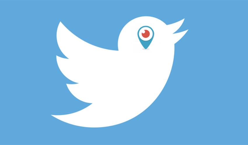 Социальная сеть Twitter добавил всвои приложения функцию видеотрансляций