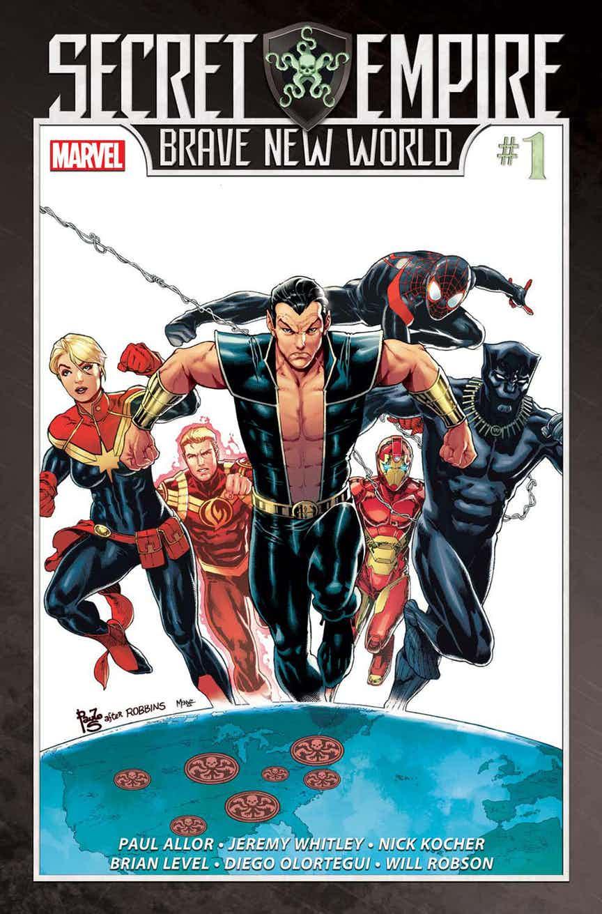 Как супергерои отреагируют на предательство Капитана Америка - Изображение 1