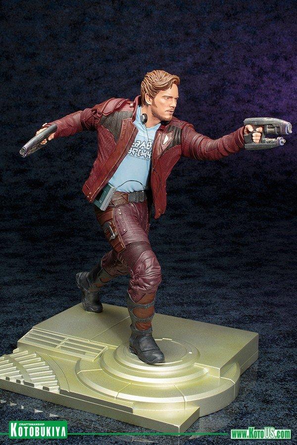 Новая статуя Звездного лорда изфильма «Стражи Галактики, часть2» - Изображение 4
