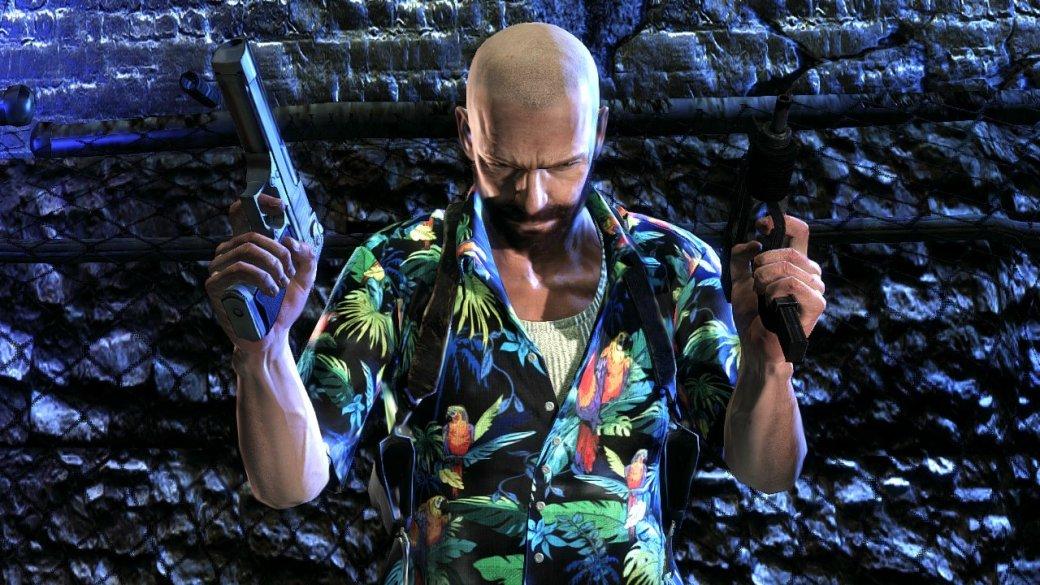 Флешмоб и party hard в честь выхода Max Payne 3! - Изображение 1