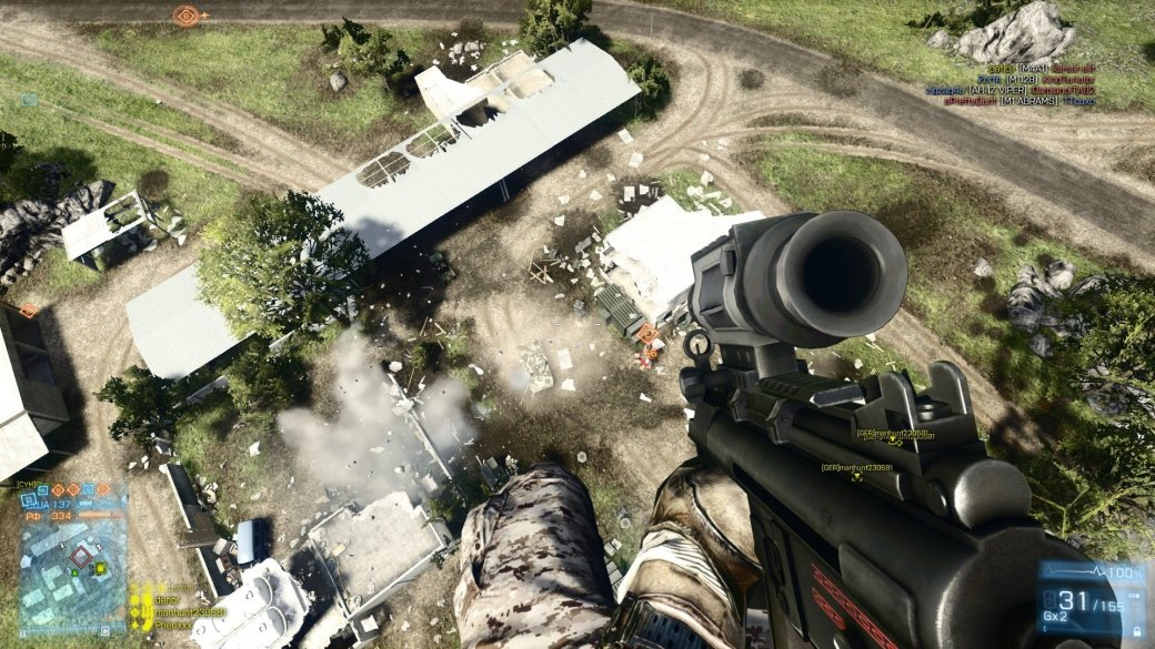 Battlefield 3: Armored Kill. Руководство. - Изображение 14
