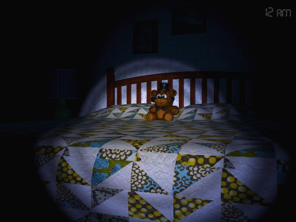 Вышла Five Nights at Freddy's 4: играем за ребенка с фонариком - Изображение 3