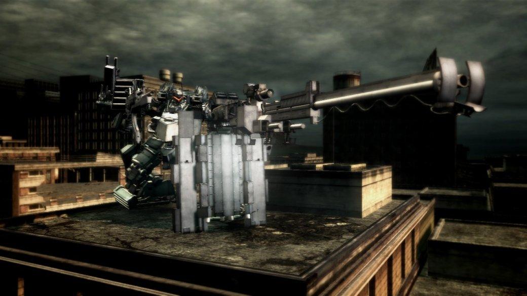 Рецензия на Armored Core 5 - Изображение 5