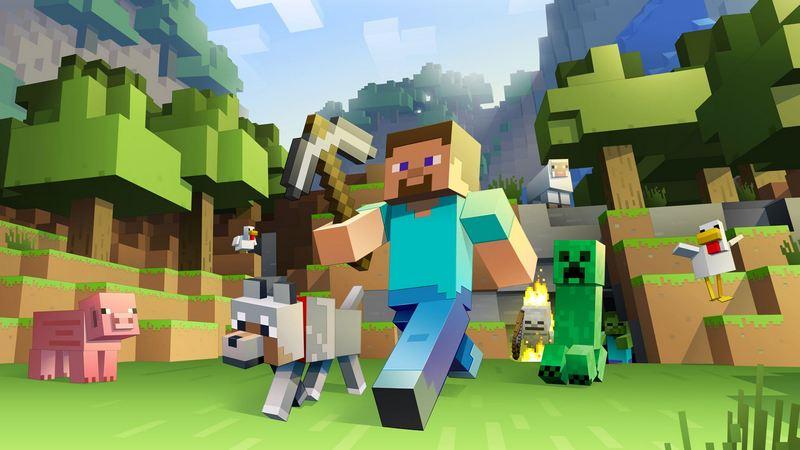 Minecraft учит подрастающее поколение программировать. - Изображение 1