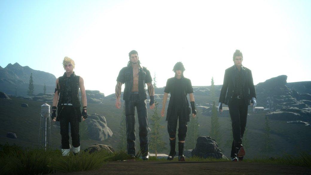 Рецензия на Final Fantasy XV - Изображение 1