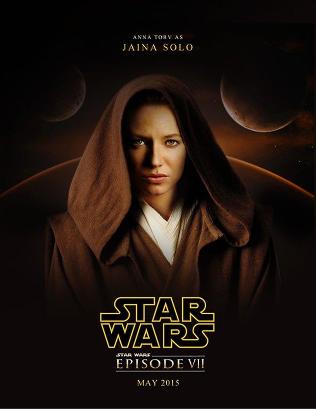 Фанатские постеры Star Wars: Episode VII - Изображение 27