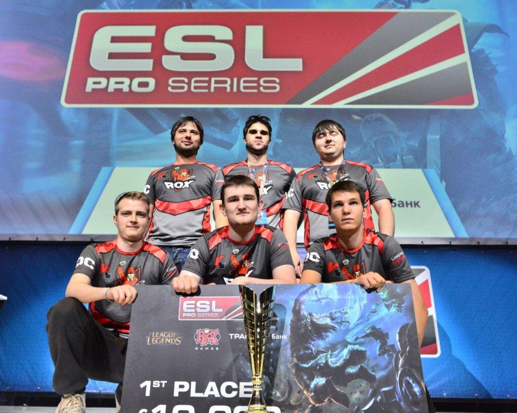 Репортаж с финальных соревнований ESL Pro Series Season II. - Изображение 19