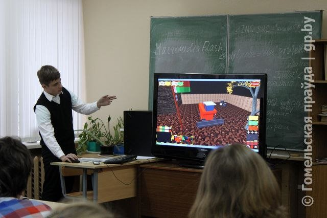 Школьник выпустил игру «Мир комбайнов» по мотивам World of Tanks. - Изображение 2