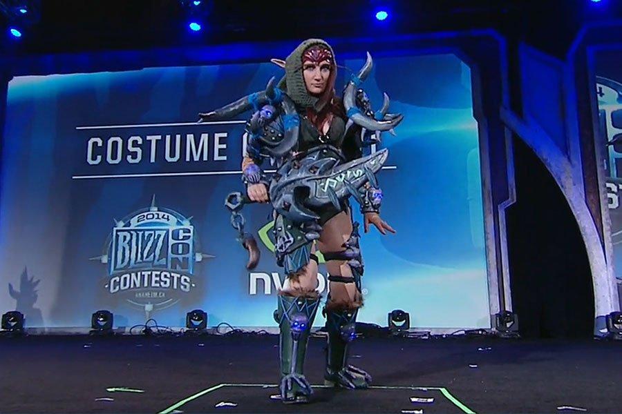 BlizzCon 2014. Конкурс костюмов - Изображение 6