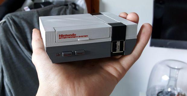 Фанатская mini NES повторяет оригинал точнее версии Nintendo - Изображение 1