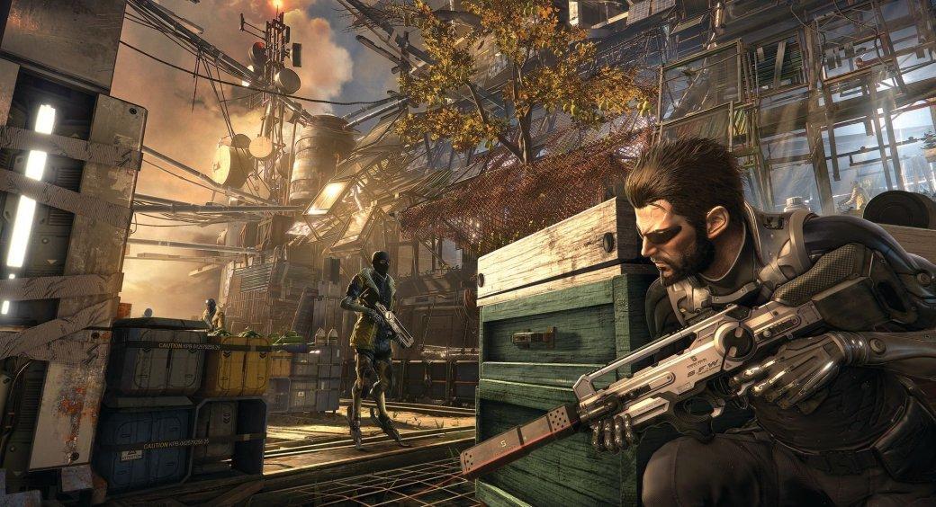 Square Enix вскоре анонсирует Deus Ex: Mankind Divided - Изображение 13