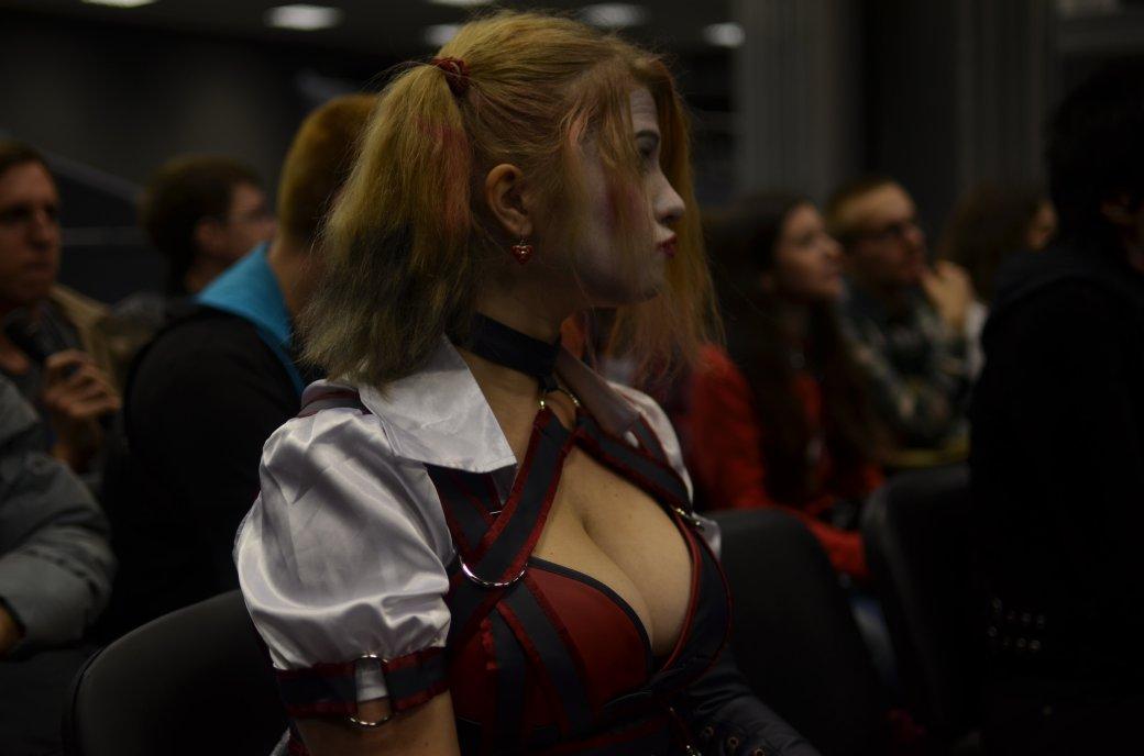 Фотоотчет с «Игромира» и Comic Con Russia, день 4 - Изображение 3