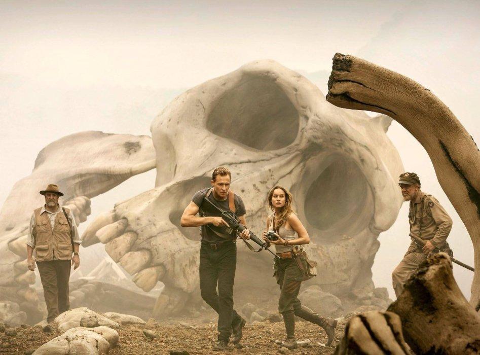 Рецензия на «Конг: Остров черепа» с Томом Хиддлстоном. - Изображение 1
