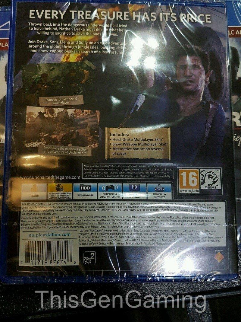 Sony призывает опасаться спойлеров по Uncharted 4 - Изображение 1