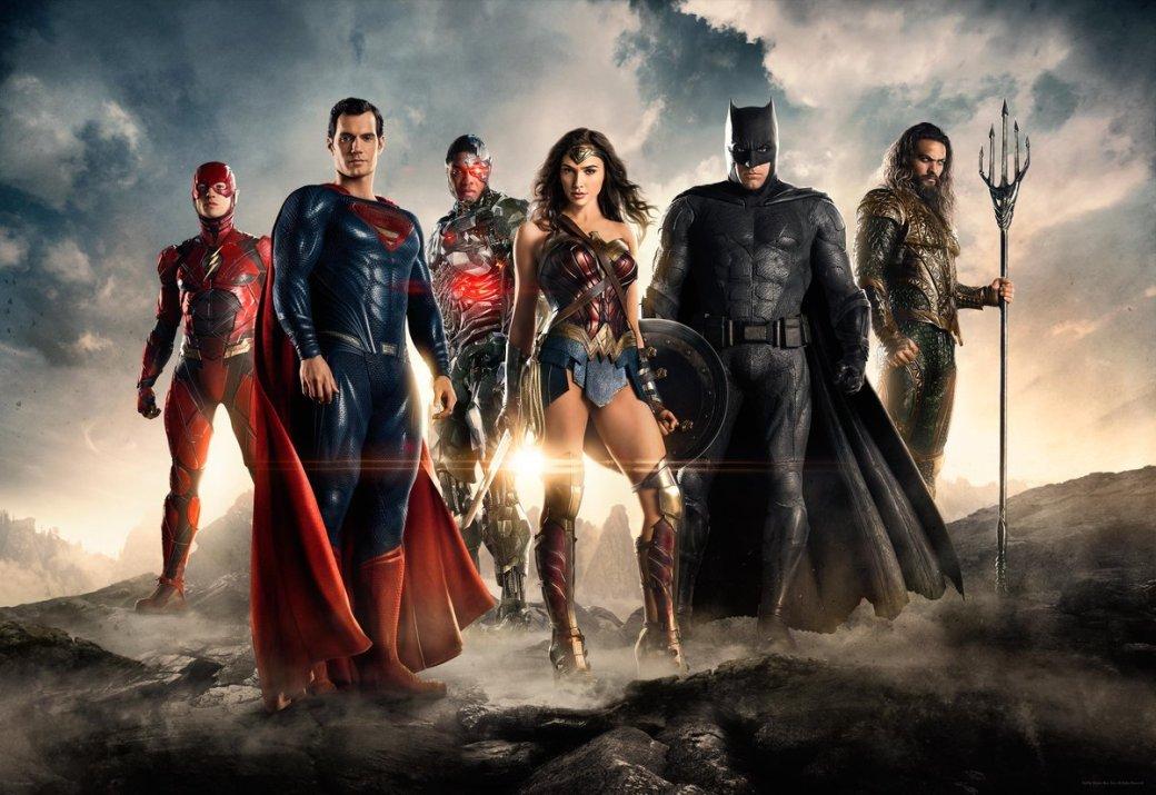 Трейлер «Лиги справедливости»: бородатый Бэтмен, болтливый Флэш - Изображение 1