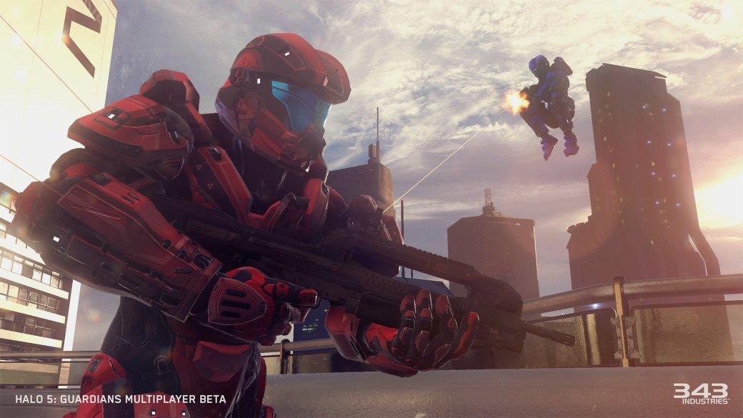 Бета Halo 5: Guardians - Изображение 5