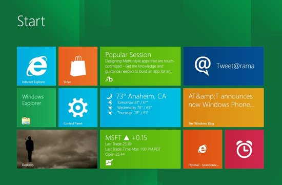 Windows 8 выйдет осенью. - Изображение 1