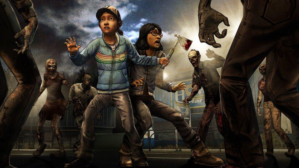 Мыльная зомби-опера: что мы увидели во втором сезоне The Walking Dead - Изображение 1