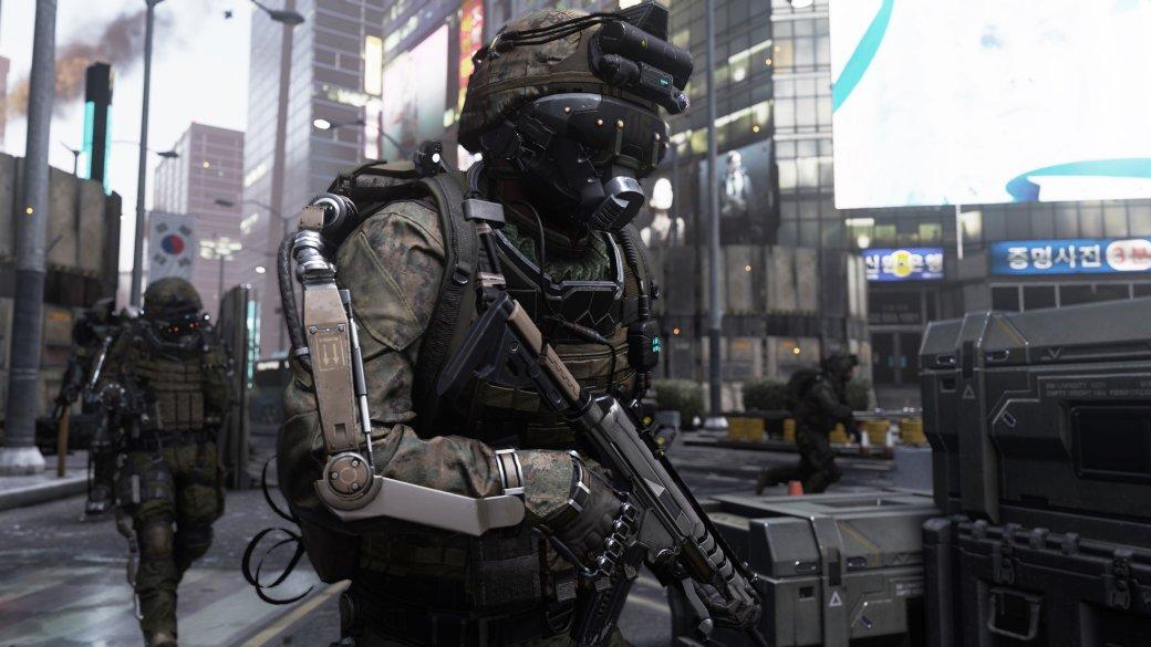 Новая Call of Duty вернулась на первое место британского чарта - Изображение 1