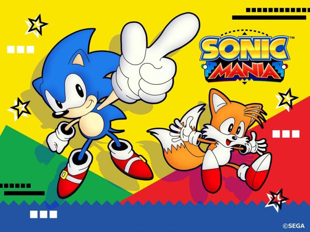 Критики назвали Sonic Mania одной излучших игр этого лета!. - Изображение 1