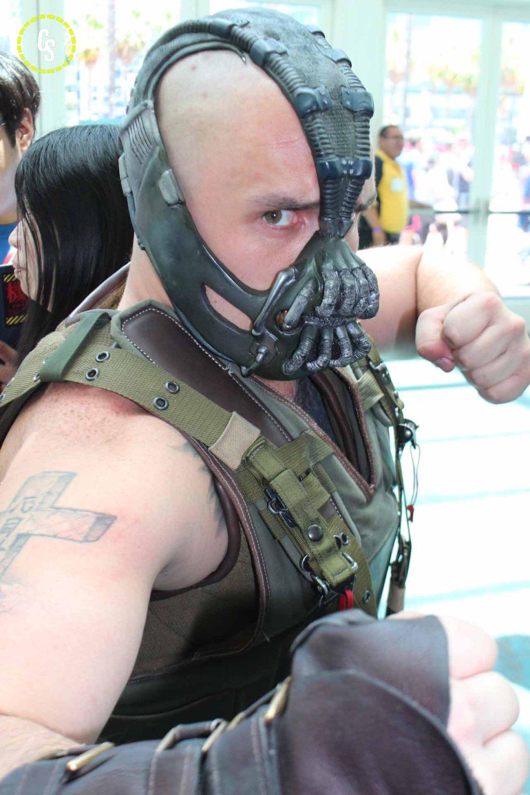Лучший косплей Comic-Con 2015 - Изображение 104