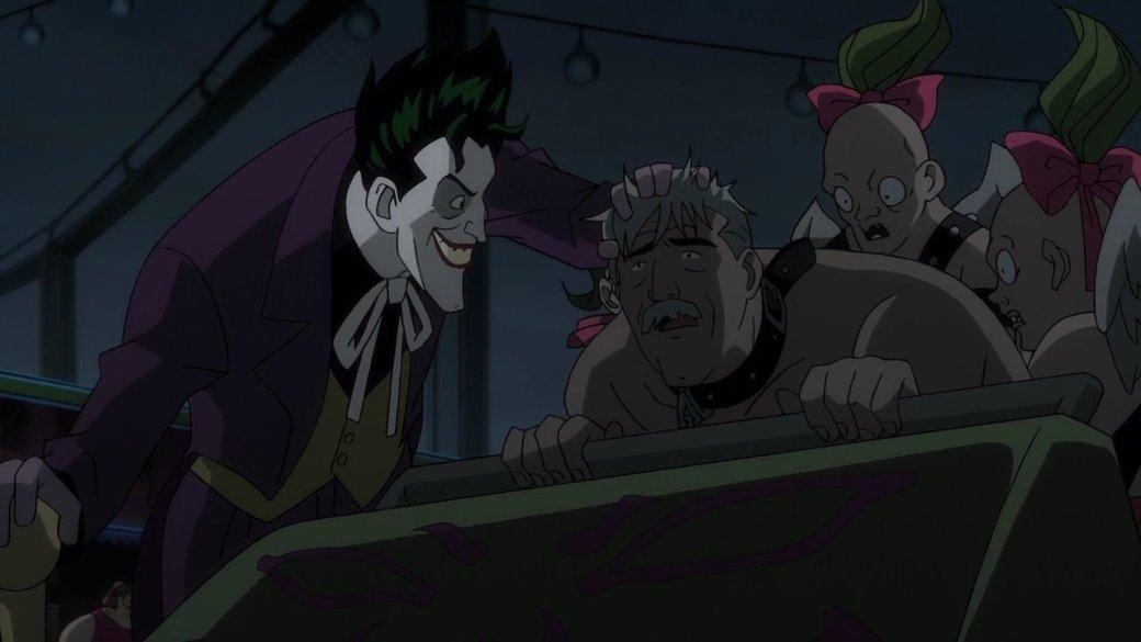 Рецензия на «Бэтмен: Убийственная шутка» - Изображение 4