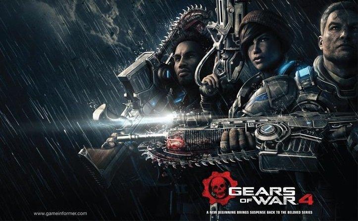 Главным героем Gears of War 4 станет сын Маркуса Феникса - Изображение 1