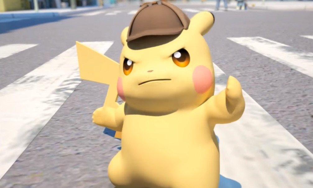 Экранизация Pokemon расскажет о детективе Пикачу - Изображение 1