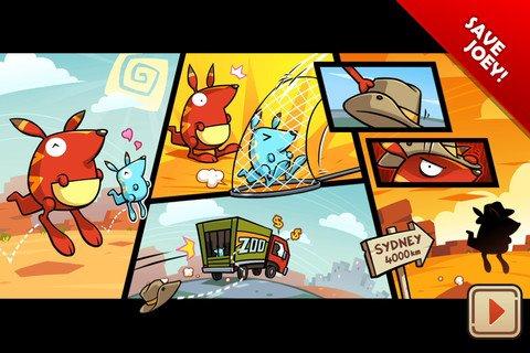 Мобильные игры за неделю: Run Roo Run и Hero Academy - Изображение 4
