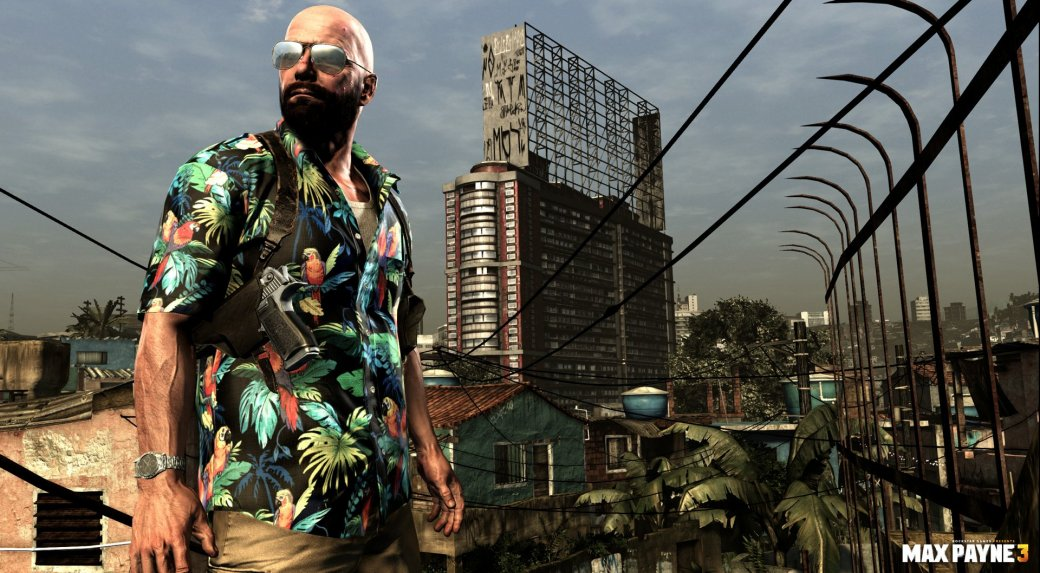 Нео-нуар: впечатления от Max Payne 3. - Изображение 6