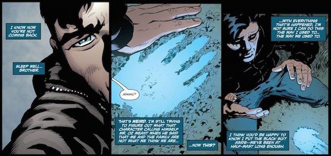 Еще одна загадка DC Rebirth: А был ли Супермен? - Изображение 2