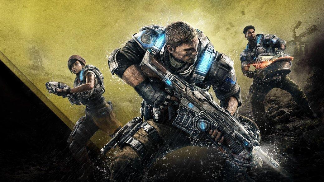 Рецензия на Gears of War 4. Обзор игры - Изображение 1