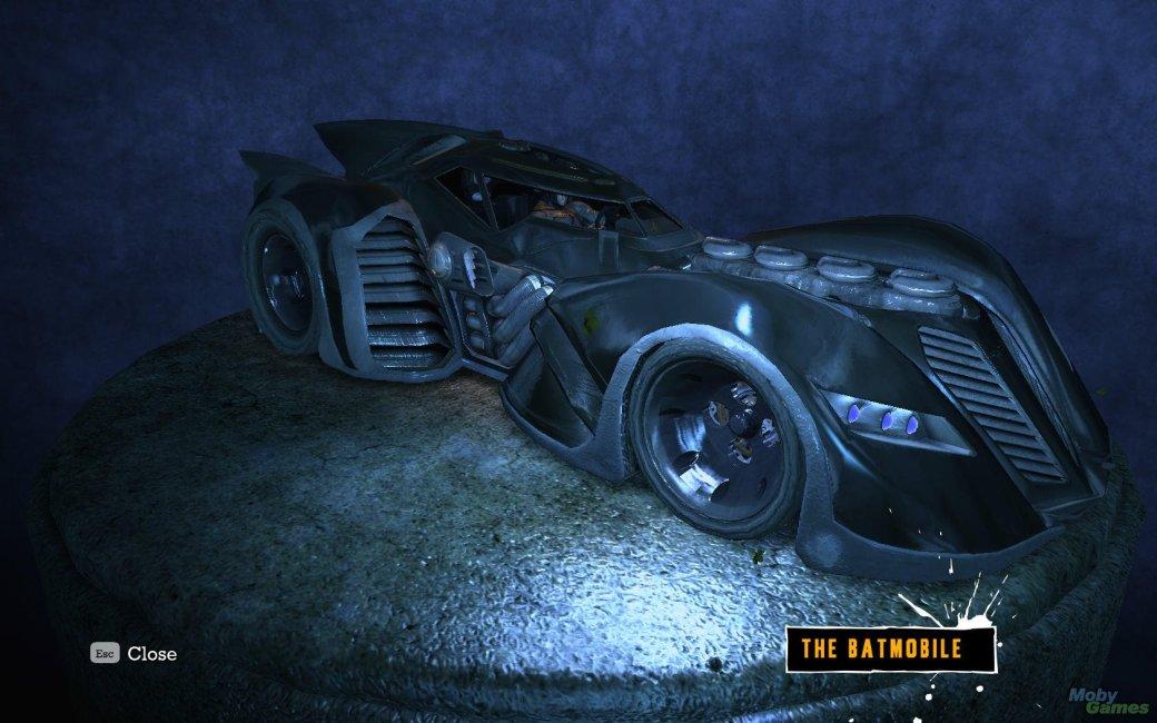 История бэтмобиля: все машины Темного Рыцаря - Изображение 4