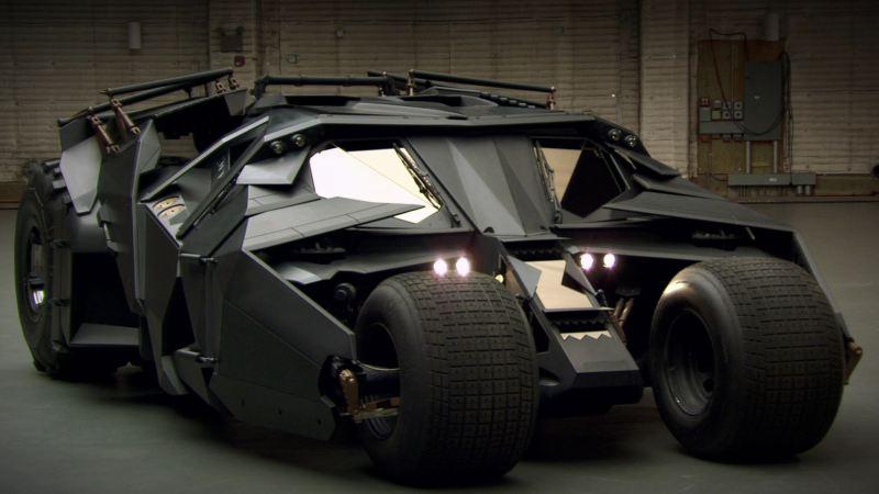 История бэтмобиля: все машины Темного Рыцаря - Изображение 22