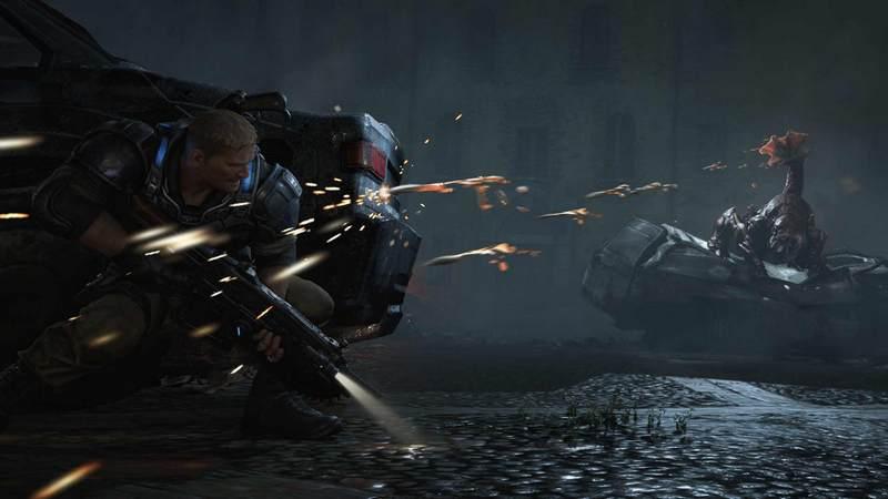 Gears of War 4 потребует до 80 Гб места на жестком диске - Изображение 1