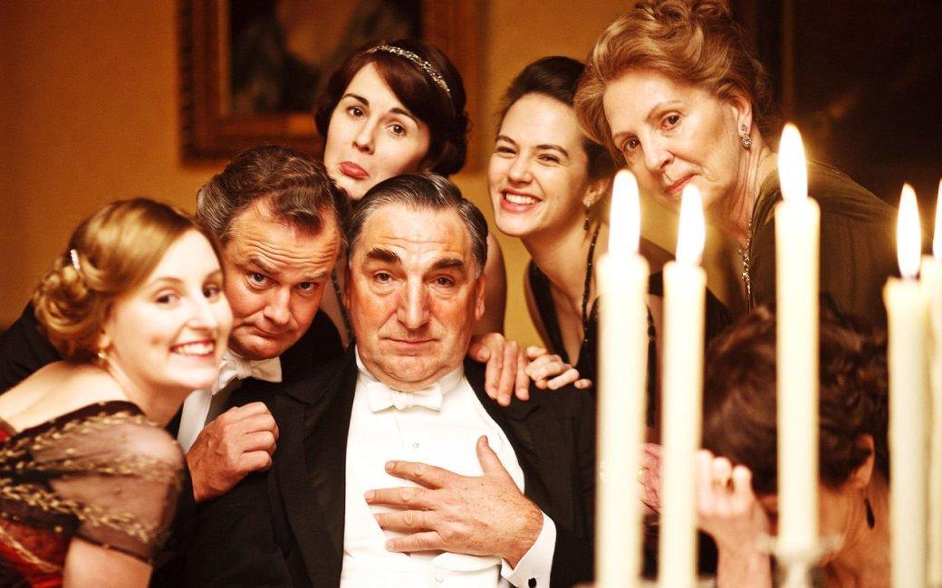 Финал «Аббатства Даунтон» превзошел «Доктора Кто» на британском ТВ  - Изображение 1