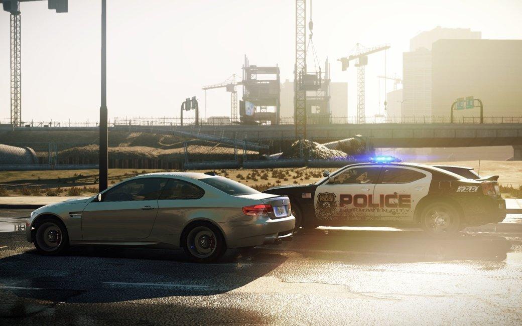 E3: Need for Speed: Most Wanted - наши впечатления - Изображение 3
