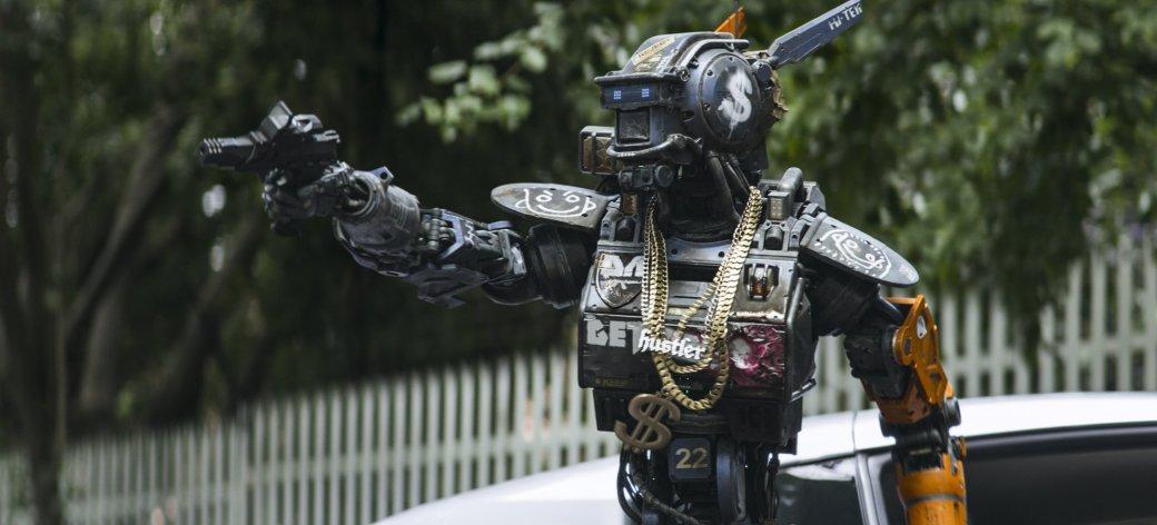 Робот по имени Чаппи - Изображение 6