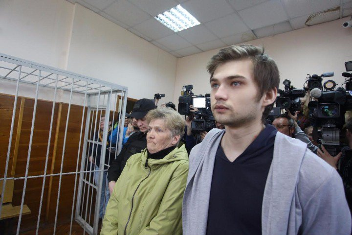 Виновен: Соколовскому дали 3,5 года условно за оскорбление чувств - Изображение 1