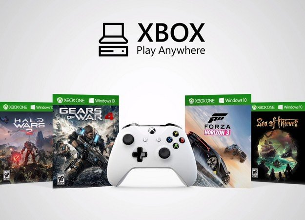 «Юбилейное» обновление Windows 10 включит Xbox Play Anywhere. - Изображение 1