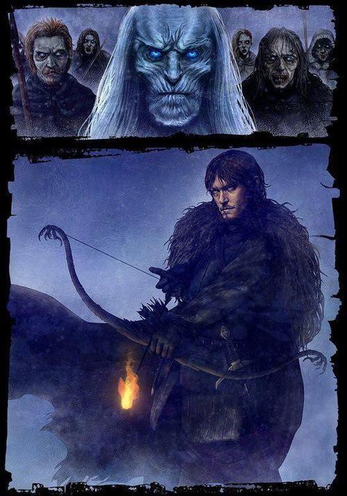 Кто лучше убивает героев: «Ходячие мертвецы» или «Игра Престолов»? - Изображение 6