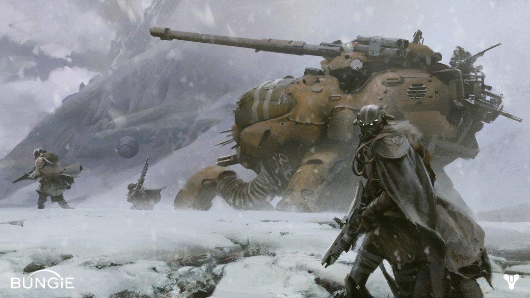 Bungie выпустила AR-игру, относящуюся к Project Destiny. - Изображение 1
