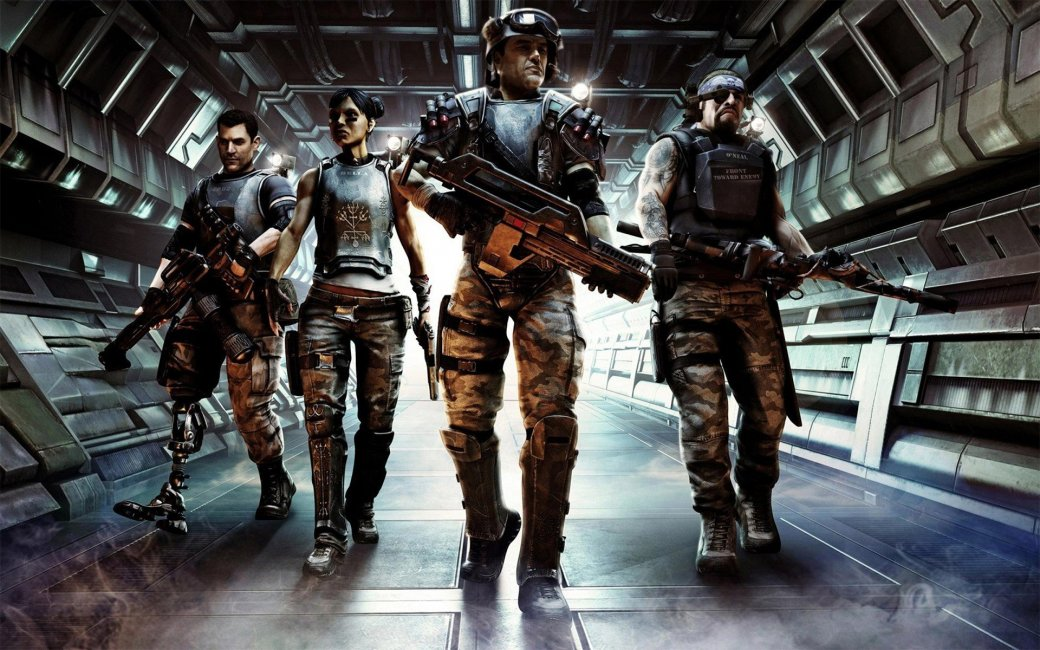 Рэнди Питчфорд не считает Aliens: Colonial Marines плохой игрой - Изображение 6
