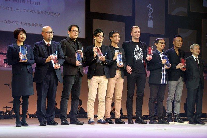 Вместо Кодзимы награды Metal Gear Solid 5 на PS Awards забирал пиарщик - Изображение 1