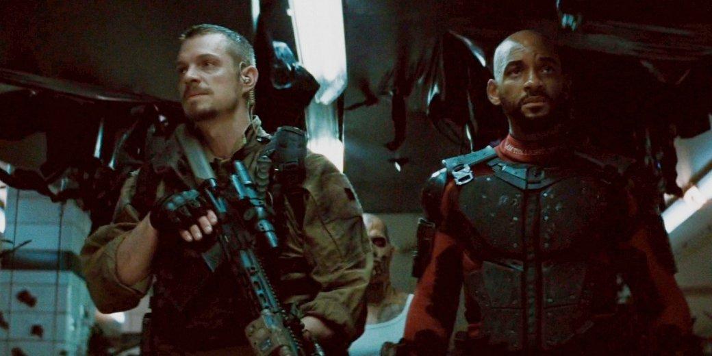 Все новые сцены «Отряда самоубийц»: коза, Харли и Катана без маски - Изображение 8