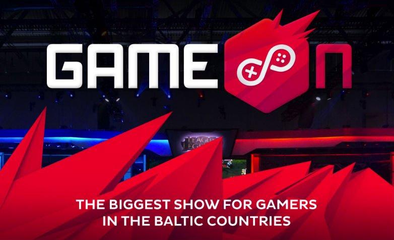 Крупнейшая в Балтии игровая выставка GameOn пройдет 31 октября - Изображение 1
